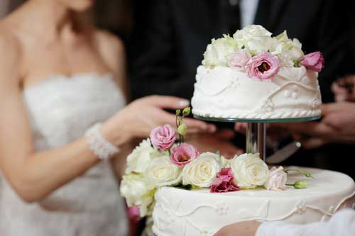 Faith's Fancy Catering & Bakery - Wedding Cakes
